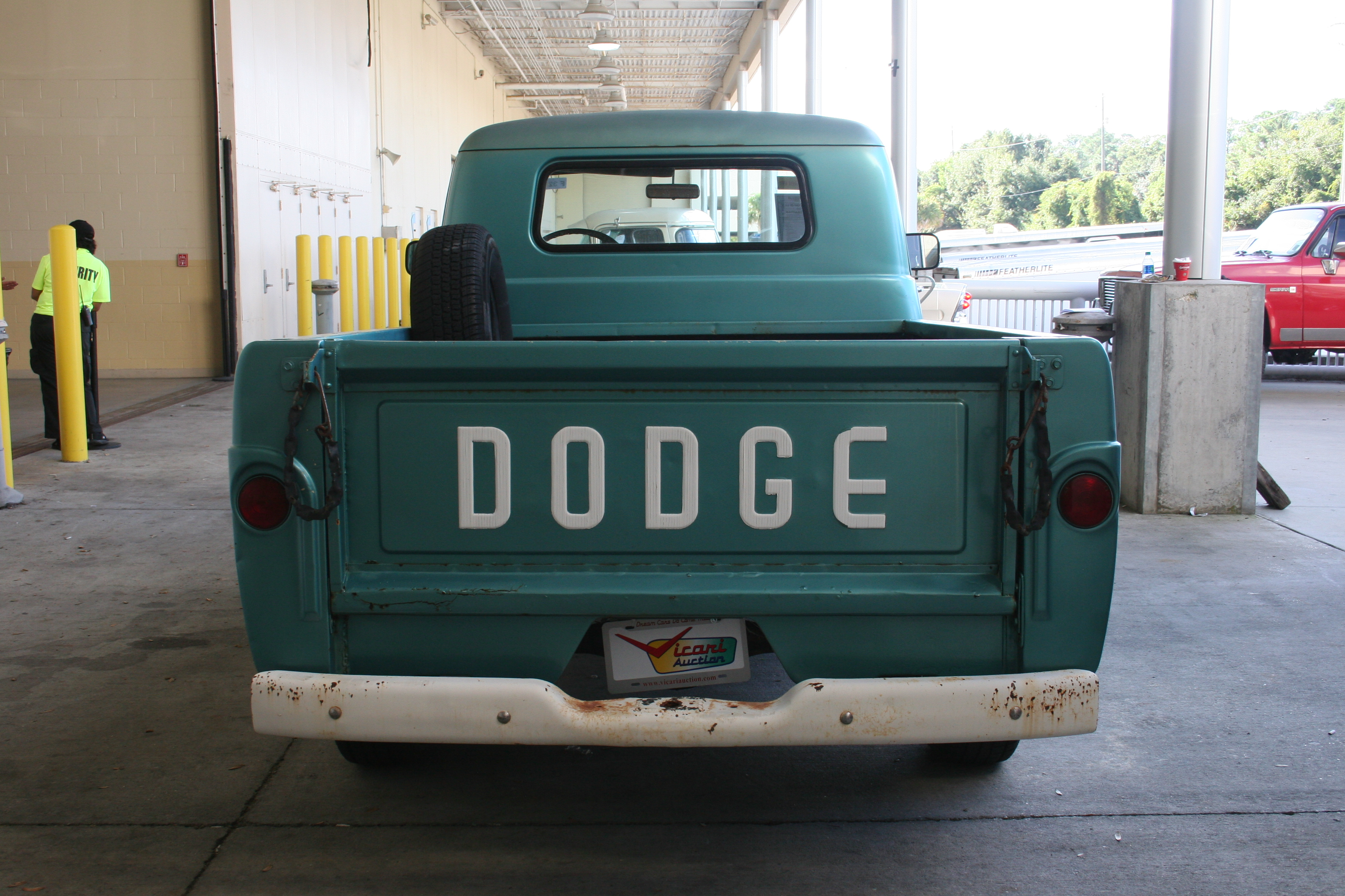 6th Image of a 1960 DODGE D100