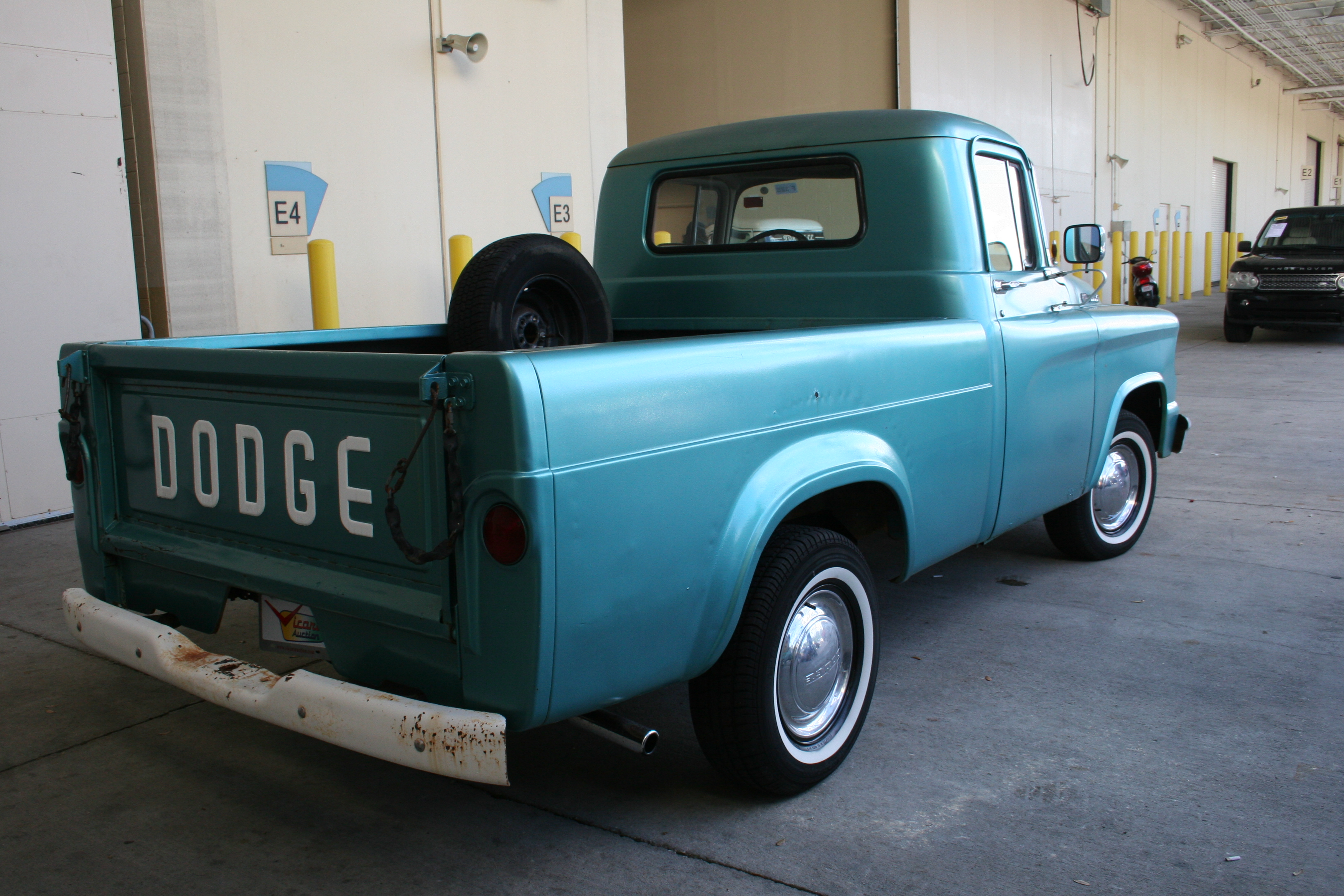 7th Image of a 1960 DODGE D100