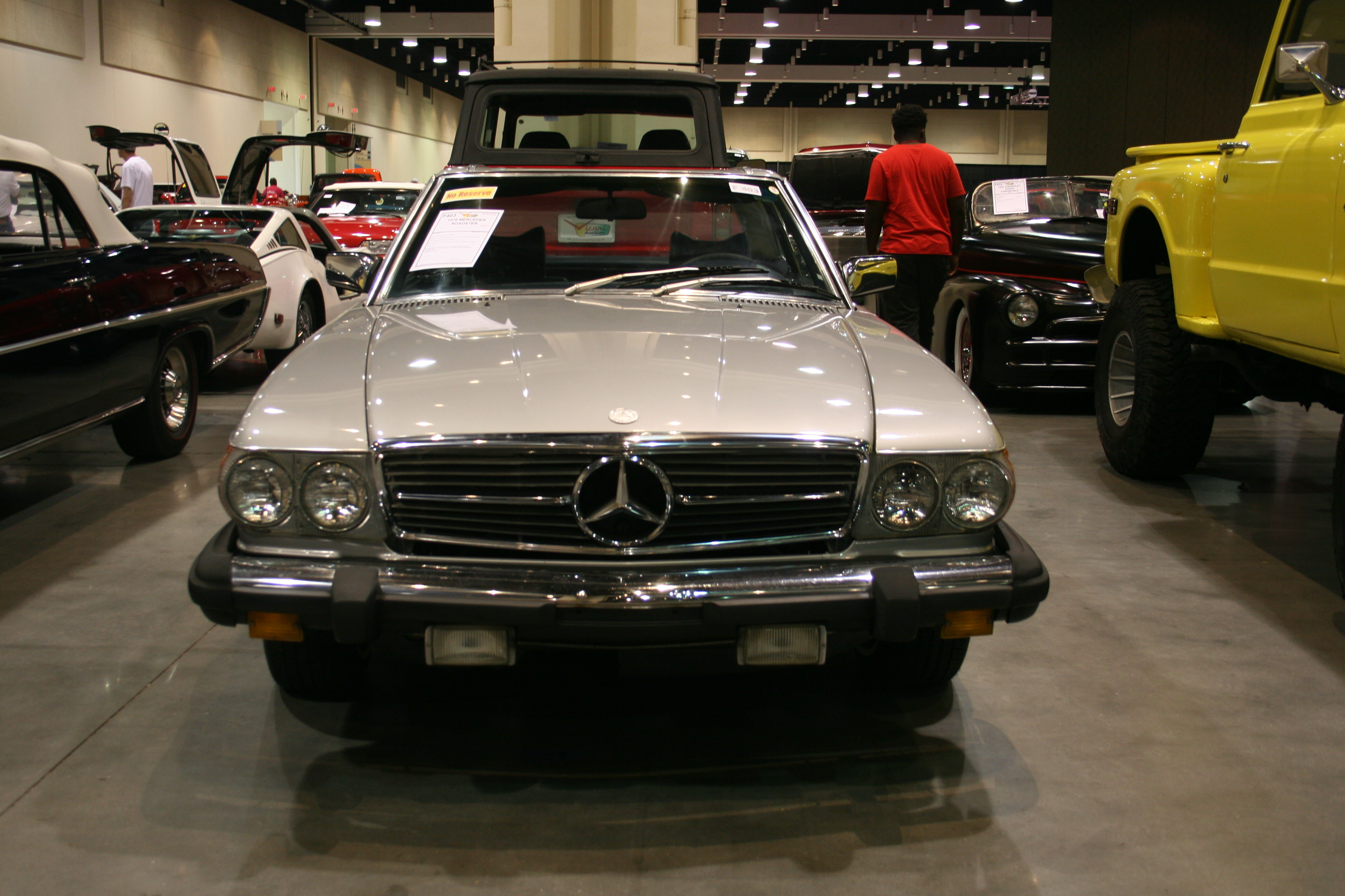 1st Image of a 1978 MERCEDES ROADSTER