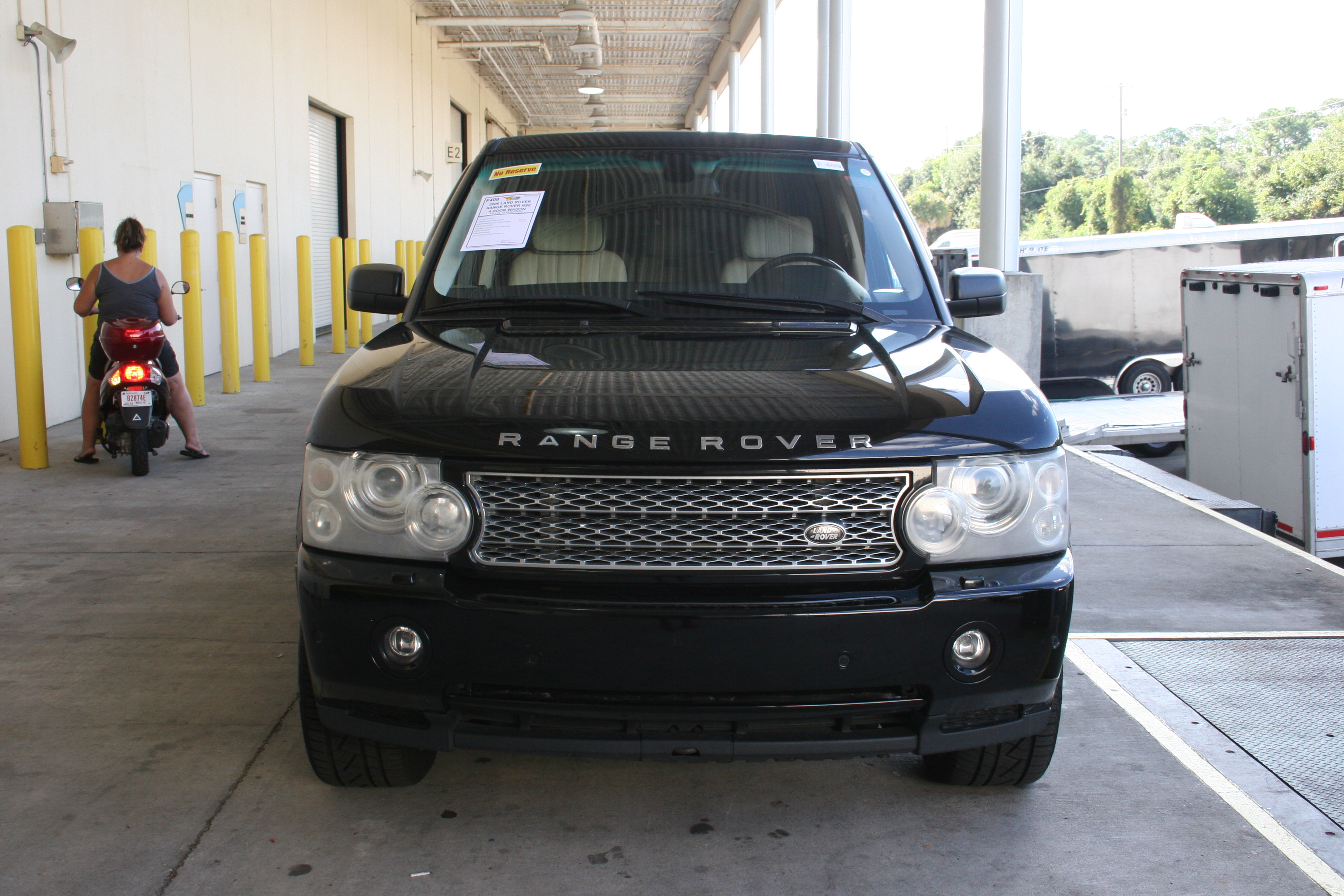 1st Image of a 2006 LAND ROVER RANGE ROVER HSE