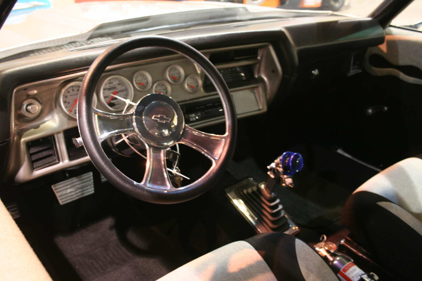 4th Image of a 1972 CHEVROLET CHEVELLE