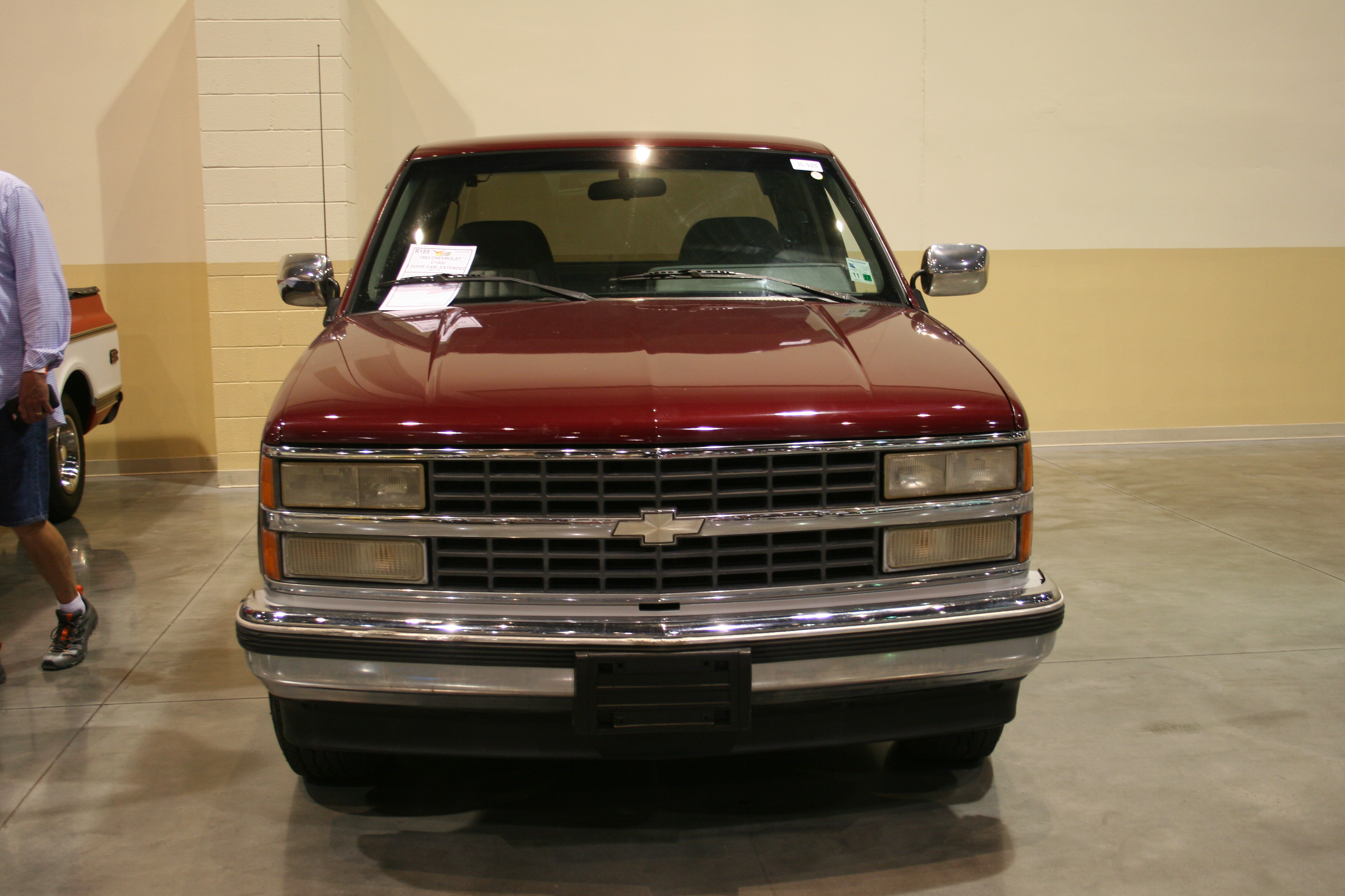 1st Image of a 1993 CHEVROLET C1500