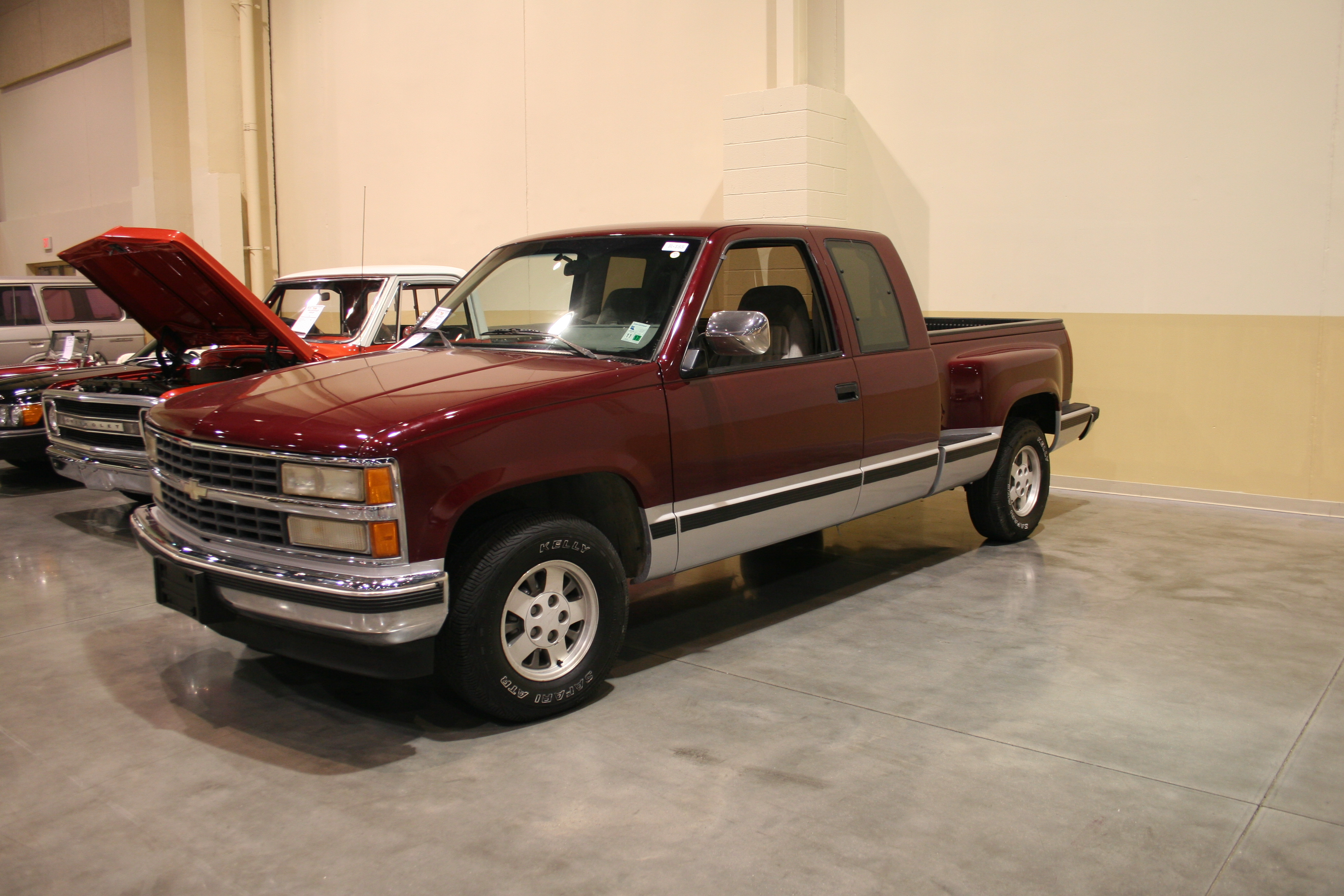 2nd Image of a 1993 CHEVROLET C1500