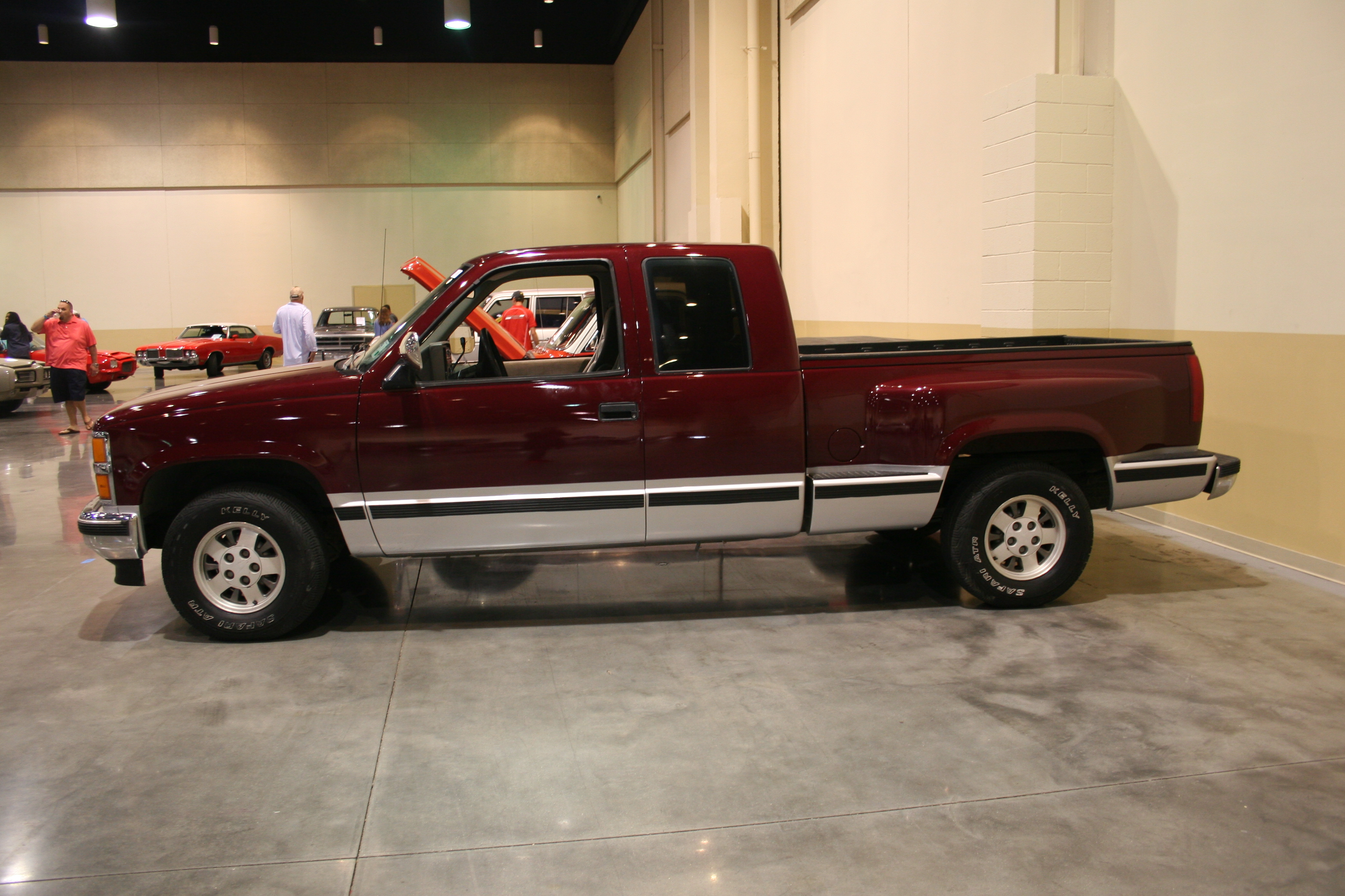 3rd Image of a 1993 CHEVROLET C1500