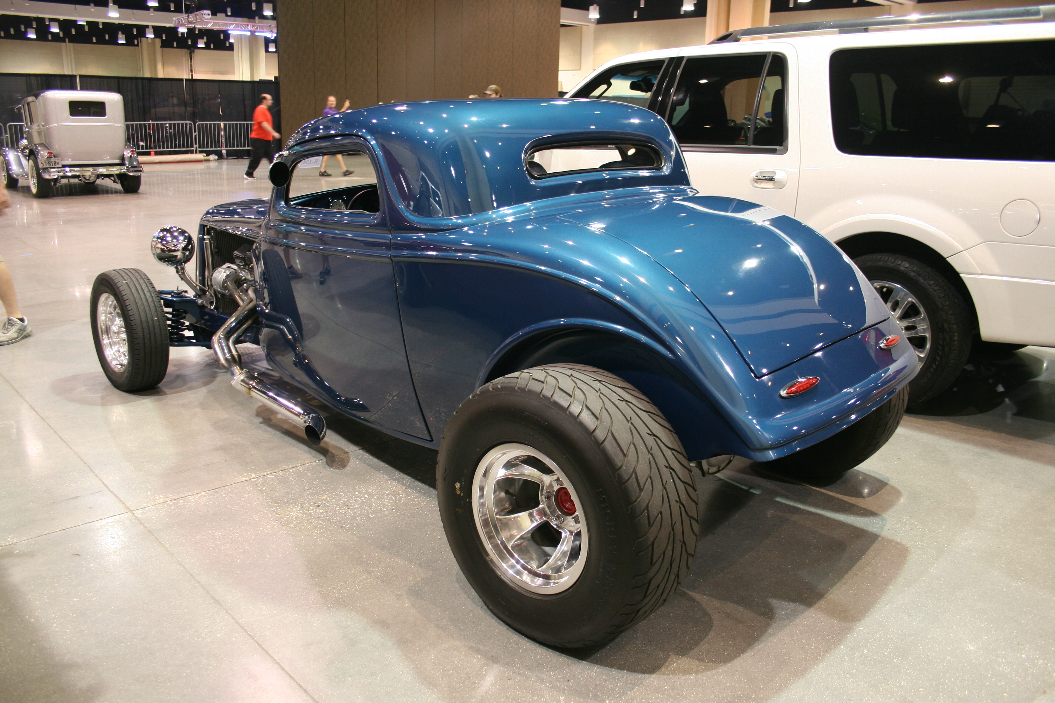 7th Image of a 1934 CHEVROLET OUTLAW
