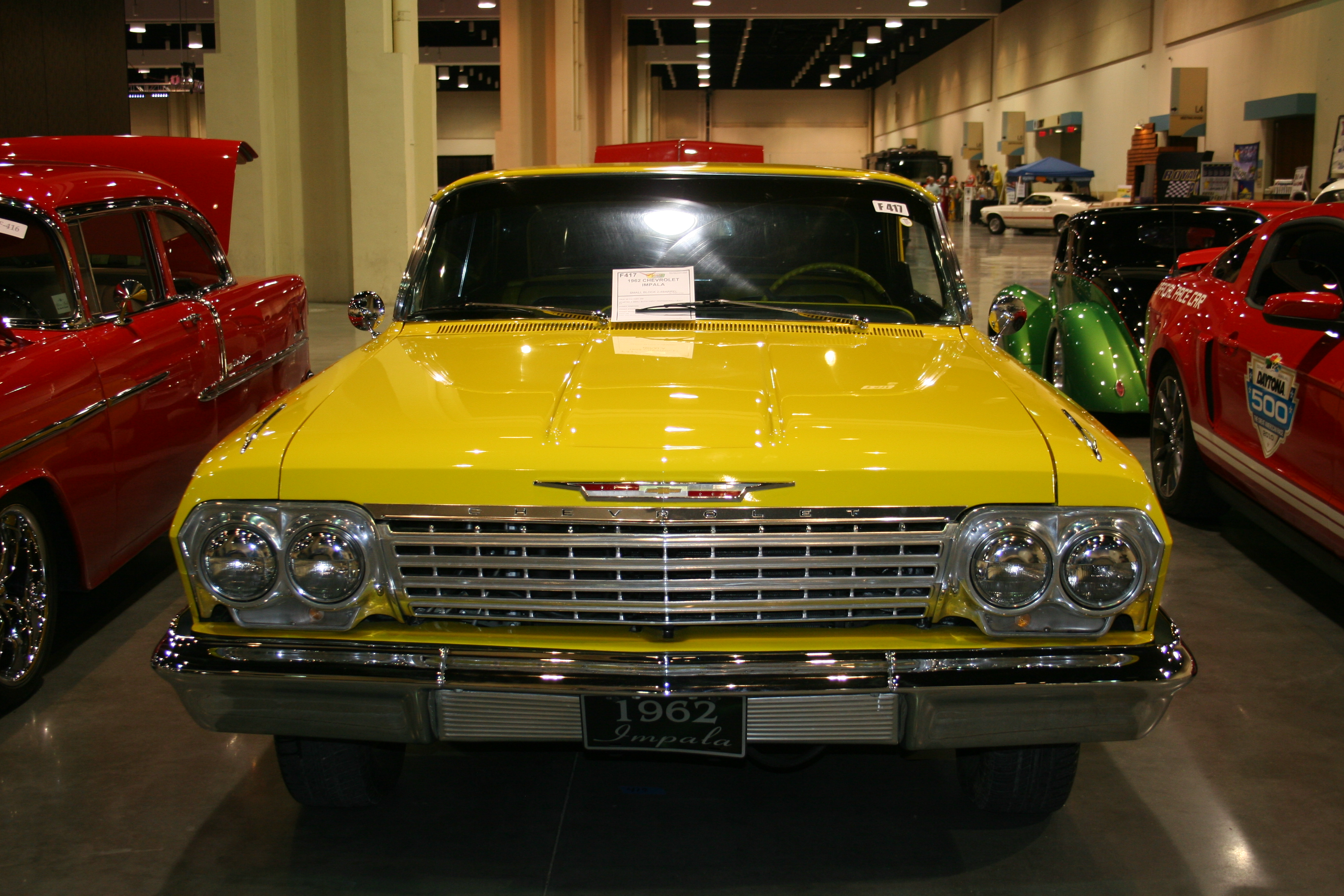 1st Image of a 1962 CHEVROLET IMPALA