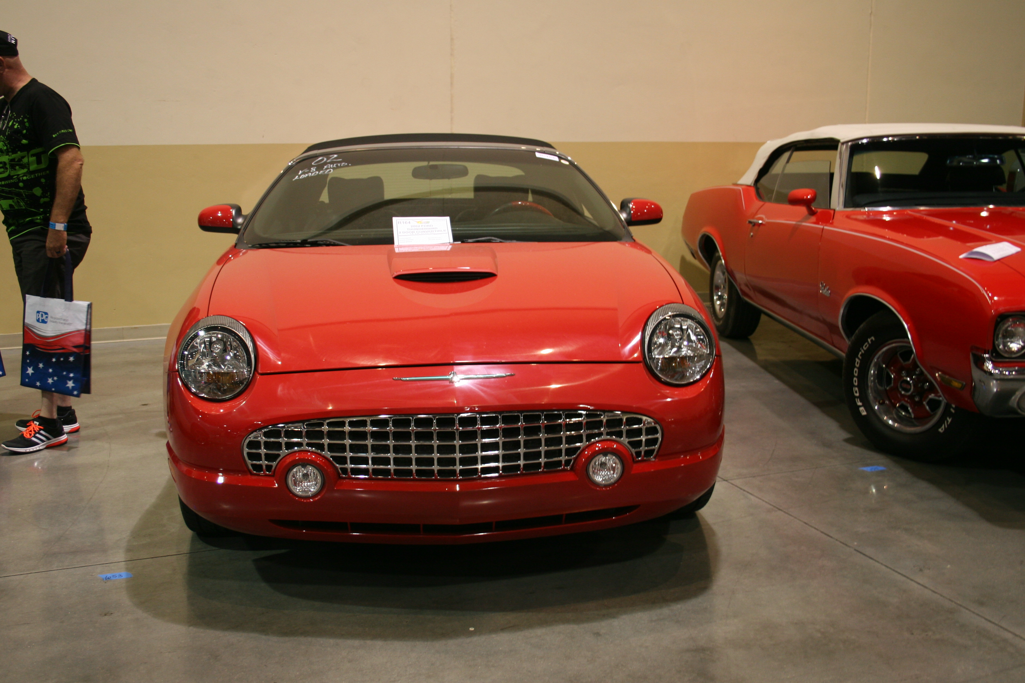 1st Image of a 2002 FORD THUNDERBIRD