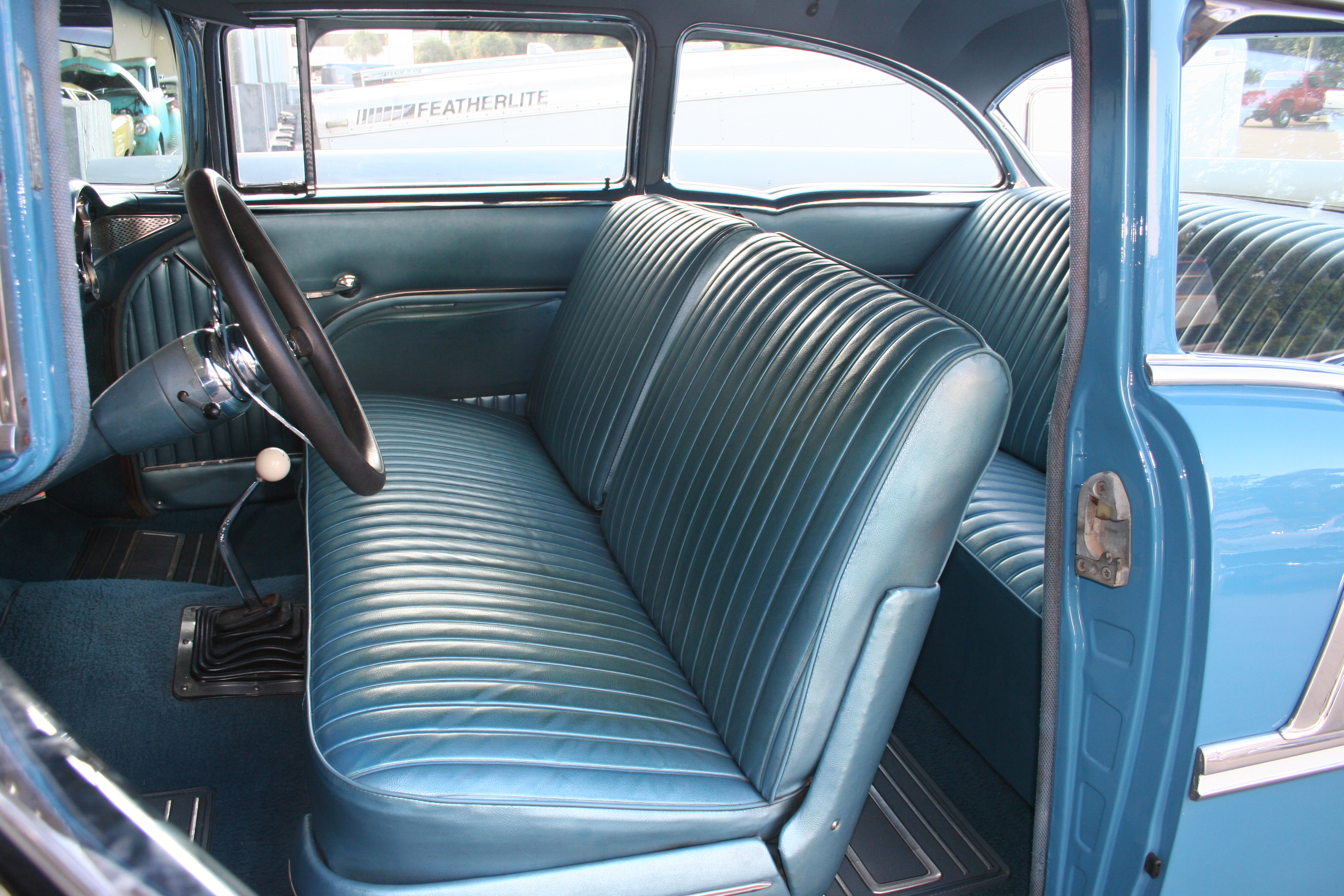 5th Image of a 1955 CHEVROLET BELAIR