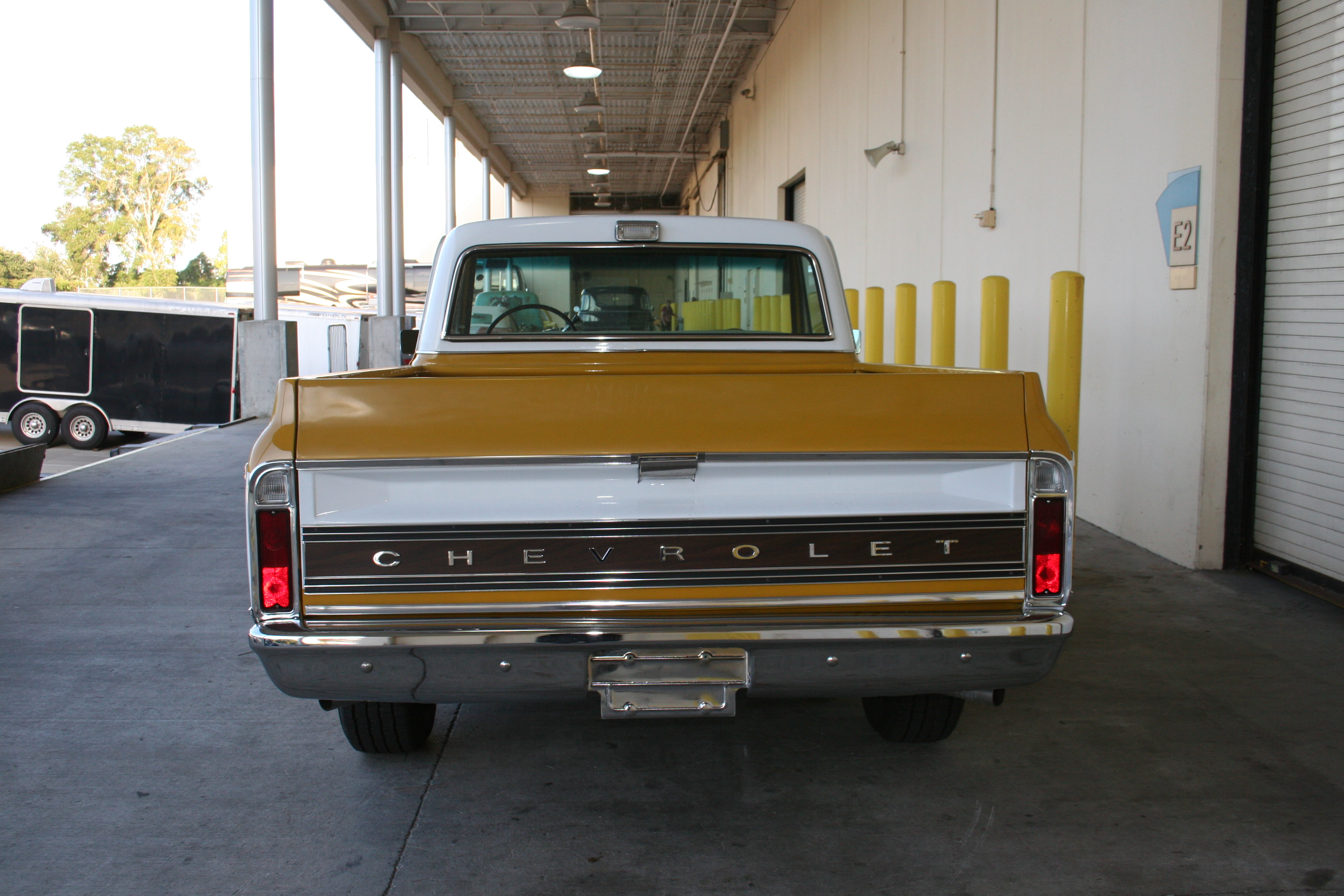 6th Image of a 1972 CHEVROLET C10