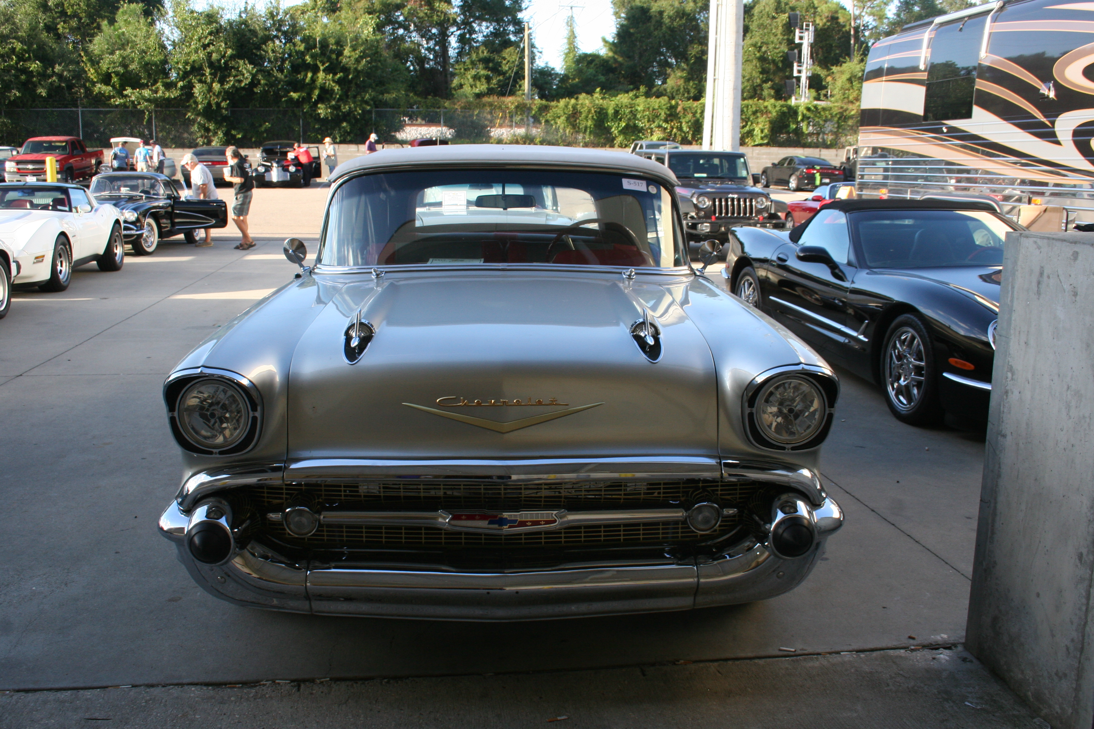 1st Image of a 1957 CHEVROLET BELAIR