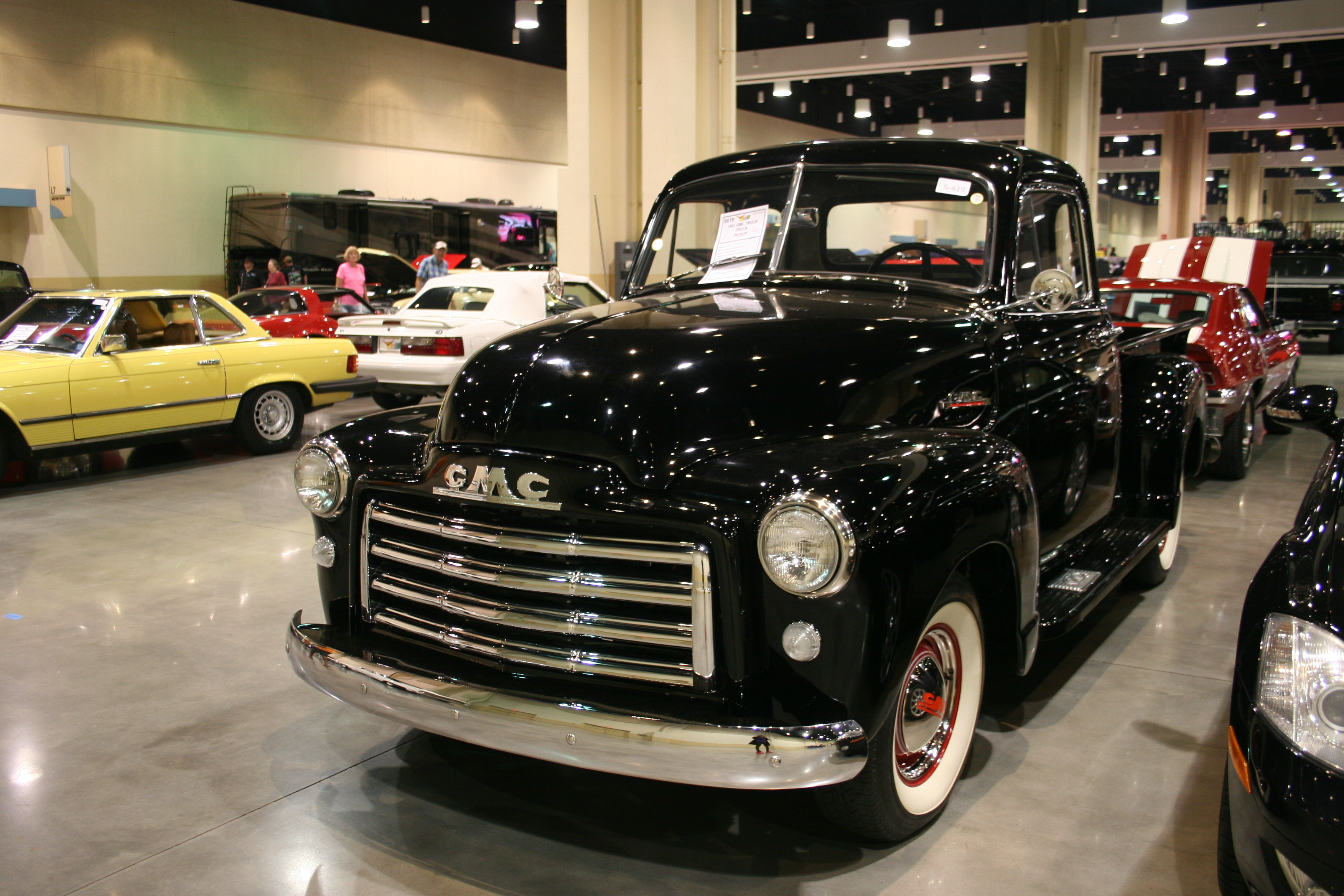 4th Image of a 1953 GMC TRUCK TRUCK