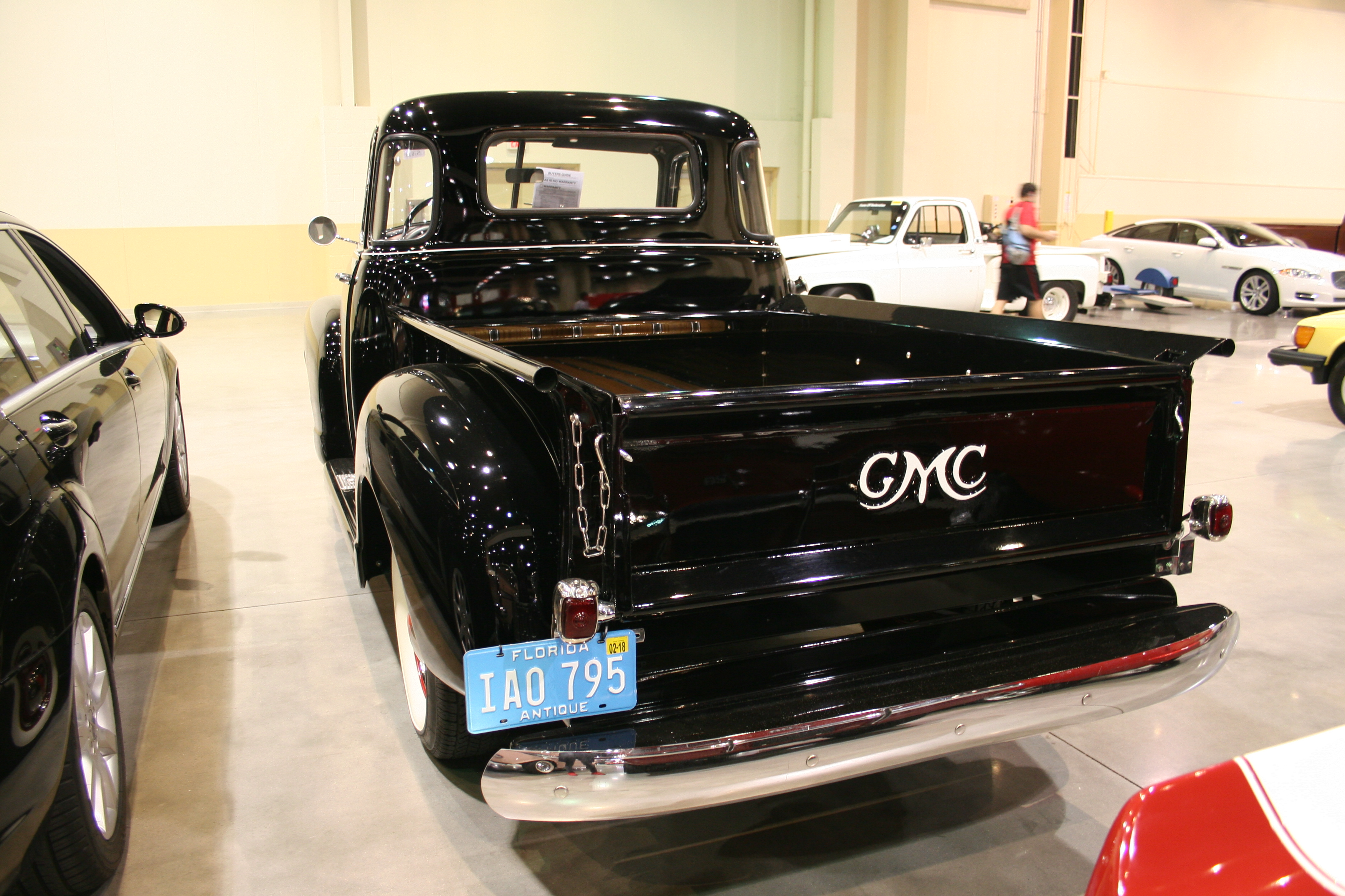 8th Image of a 1953 GMC TRUCK TRUCK