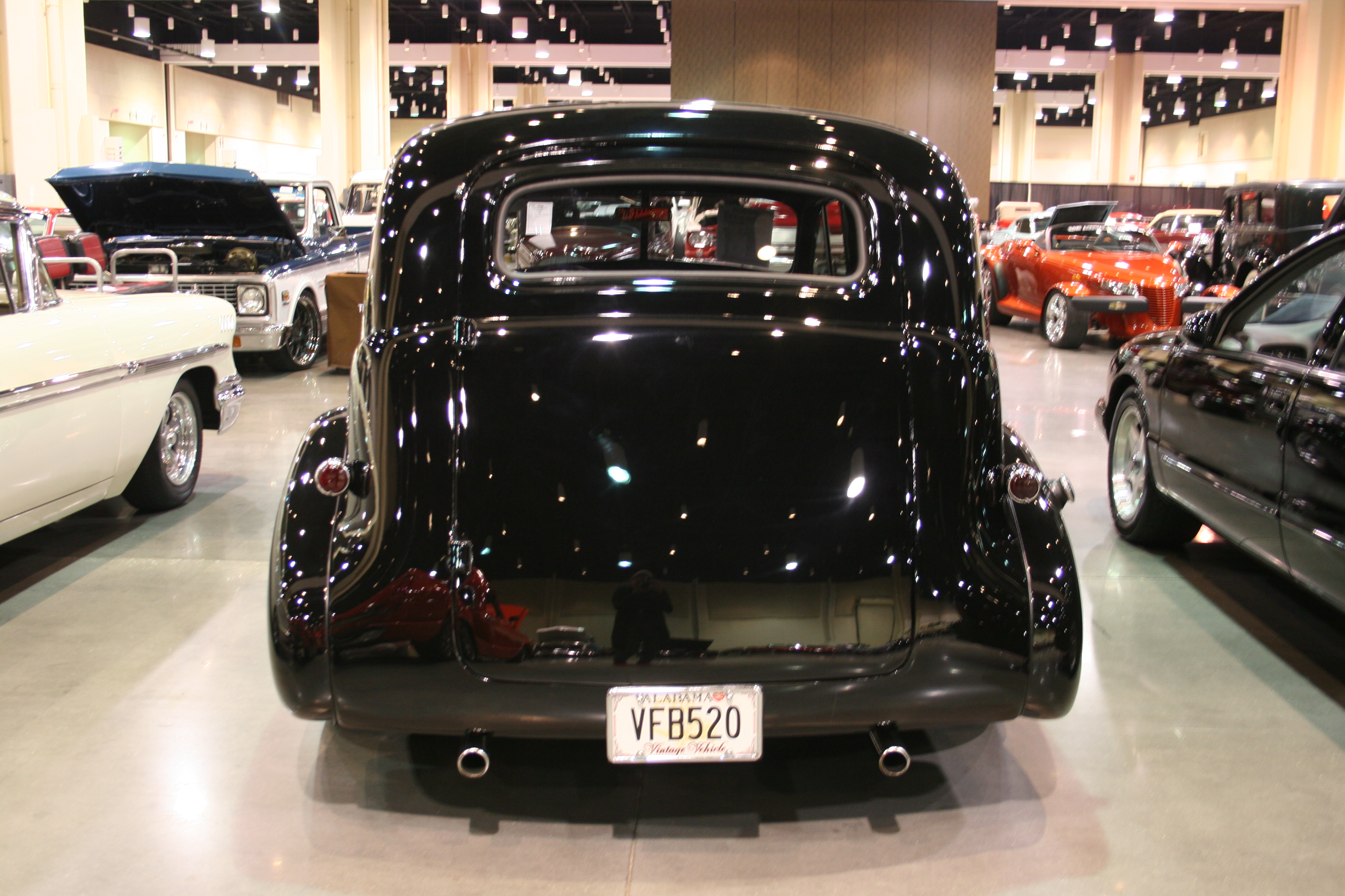 5th Image of a 1940 CHEVROLET SEDAN DELIVERY