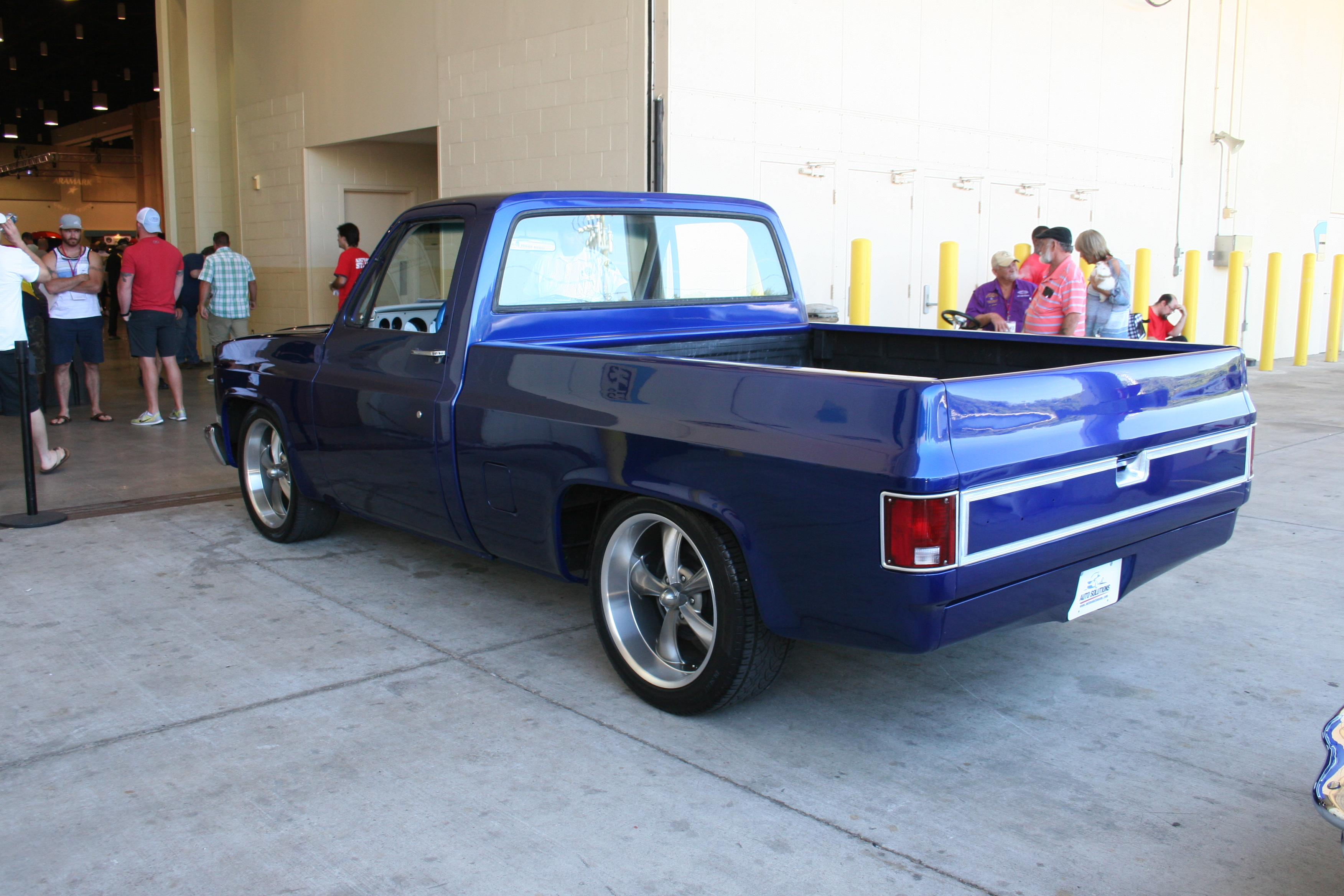 6th Image of a 1983 GMC C1500