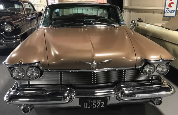 2nd Image of a 1958 IMPERIAL CROWN