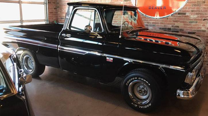 1st Image of a 1966 CHEVROLET C10