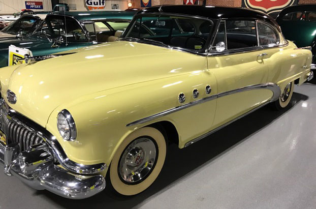 2nd Image of a 1952 BUICK SPECIAL