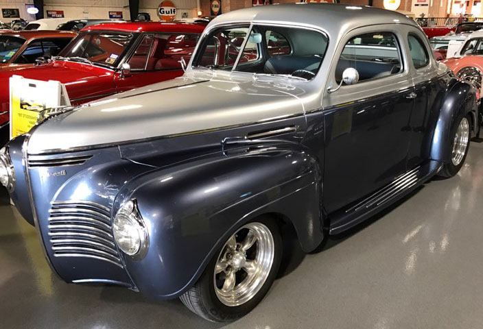 1st Image of a 1940 PLYMOUTH BUSINESS