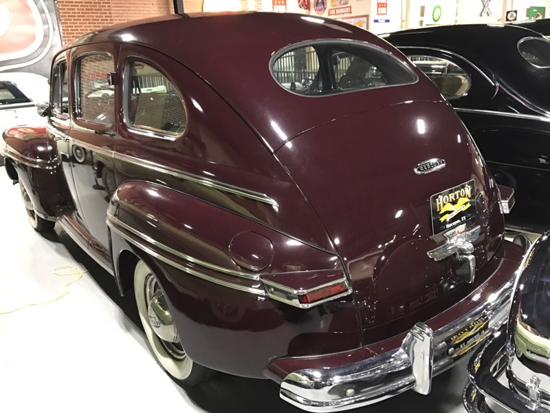 3rd Image of a 1948 MERCURY SEDAN