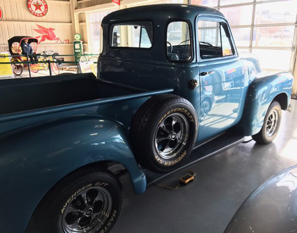 4th Image of a 1953 CHEVROLET 3100