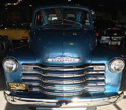 5th Image of a 1953 CHEVROLET 3100