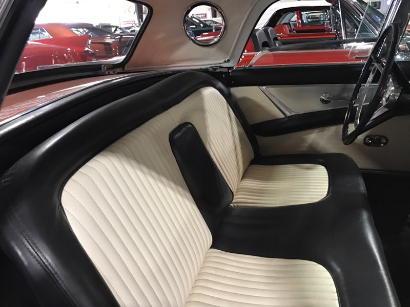 6th Image of a 1956 FORD THUNDERBIRD