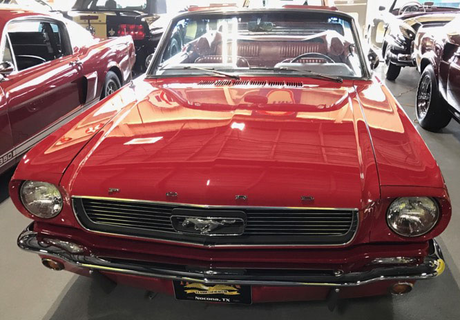 1st Image of a 1966 FORD MUSTANG