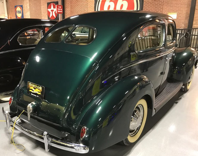 3rd Image of a 1939 FORD SEDAN