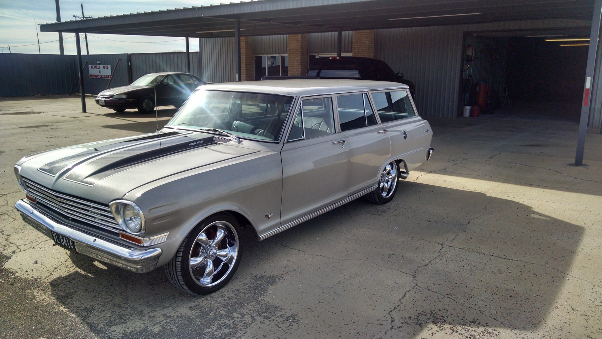 1st Image of a 1962 CHEVROLET NOVA