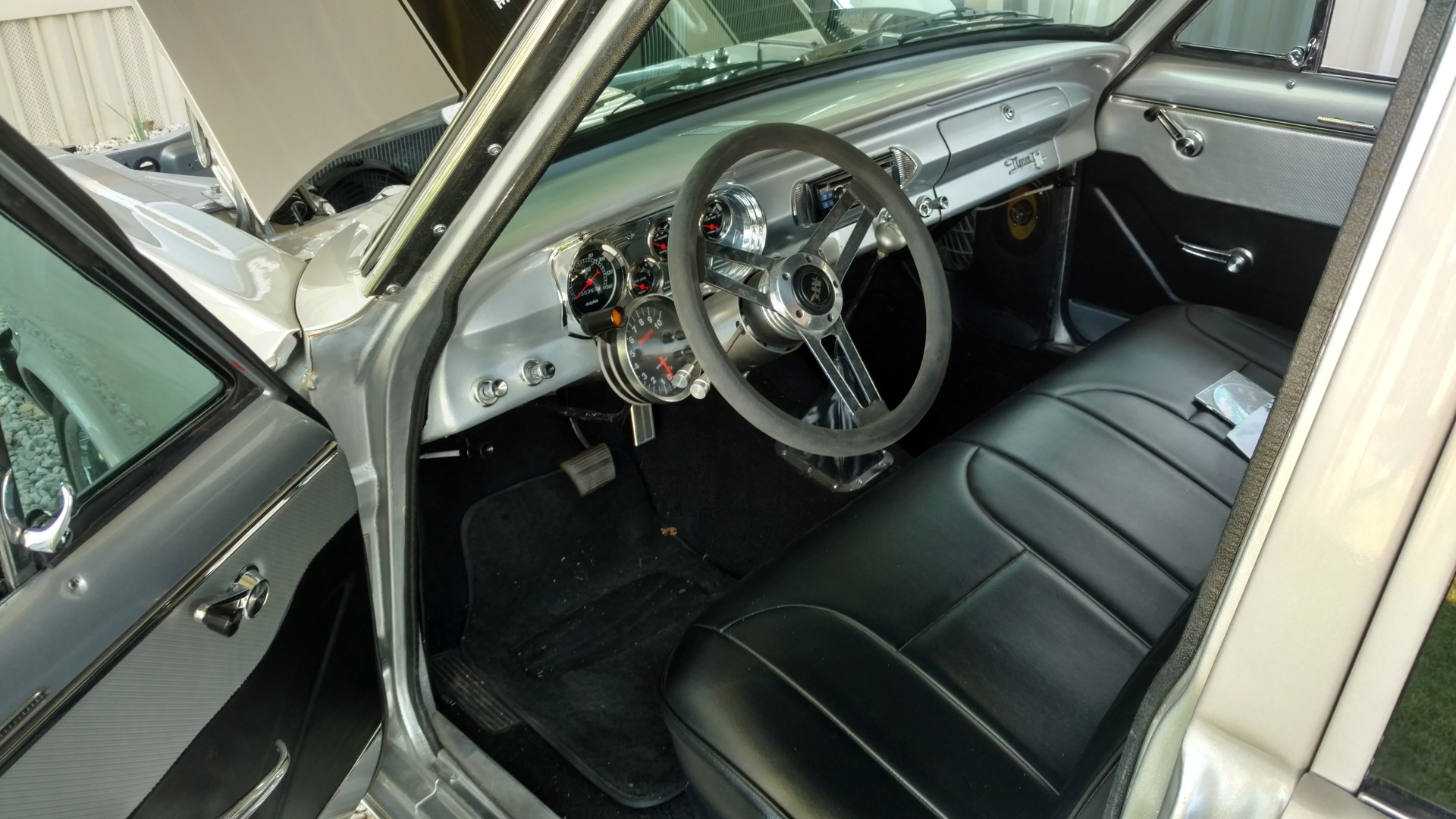 7th Image of a 1962 CHEVROLET NOVA
