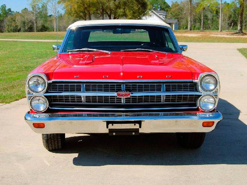 7th Image of a 1967 FORD FAIRLANE GT