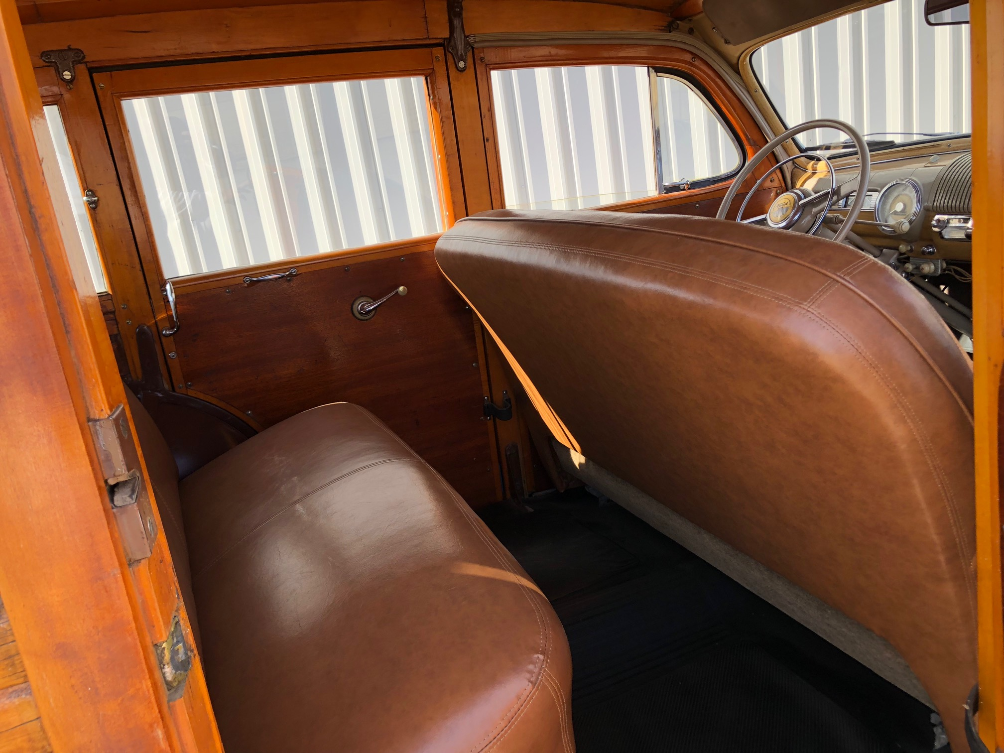 9th Image of a 1947 FORD SUPER DELUXE WOODY