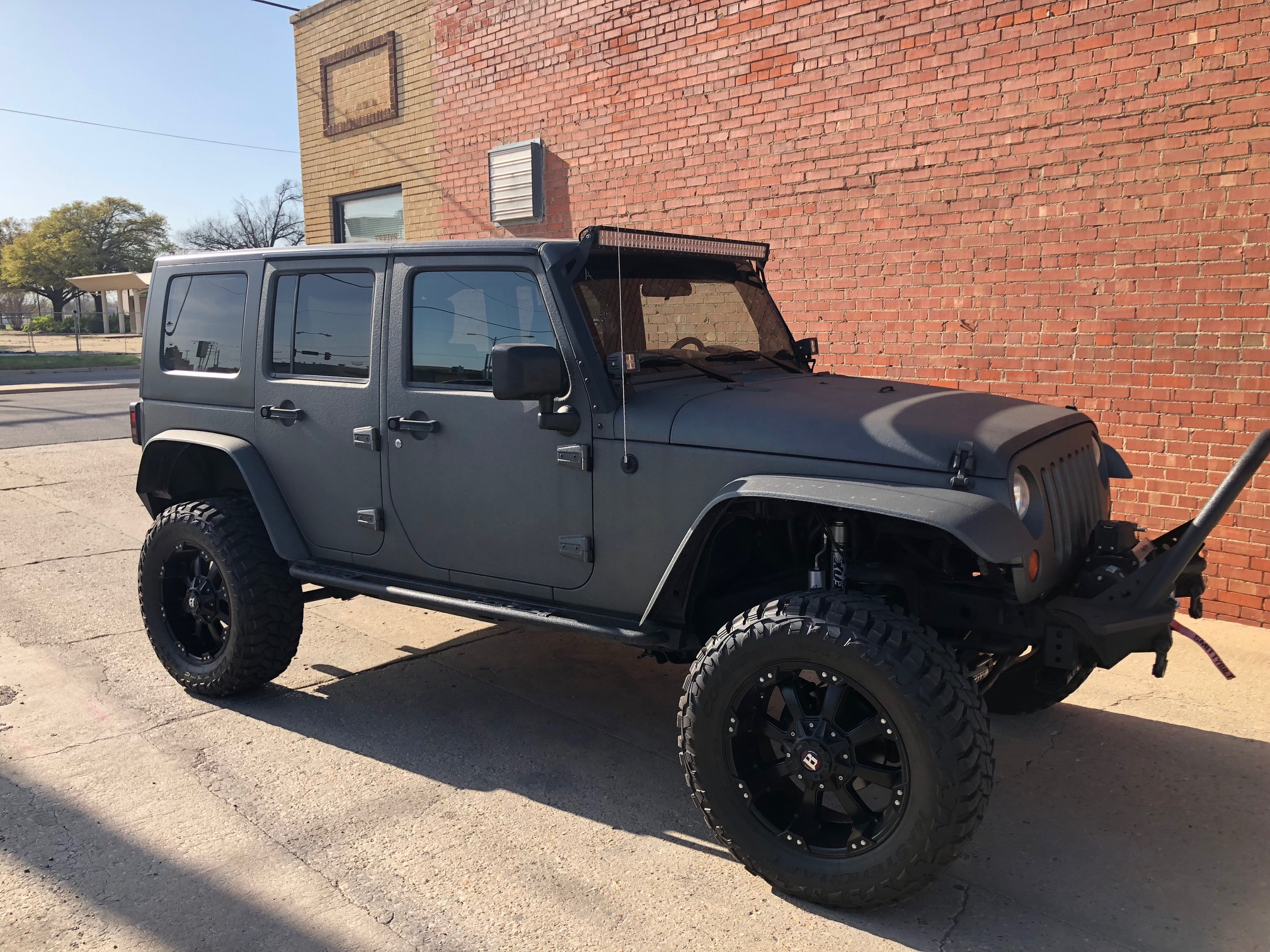 6th Image of a 2007 JEEP WRANGLER