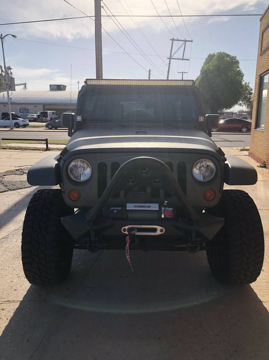 7th Image of a 2007 JEEP WRANGLER UNLIMITED X