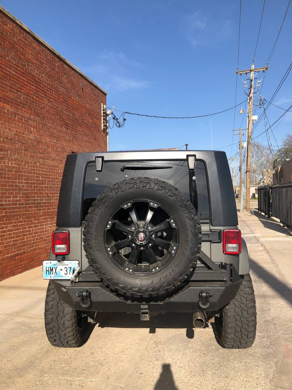 8th Image of a 2007 JEEP WRANGLER