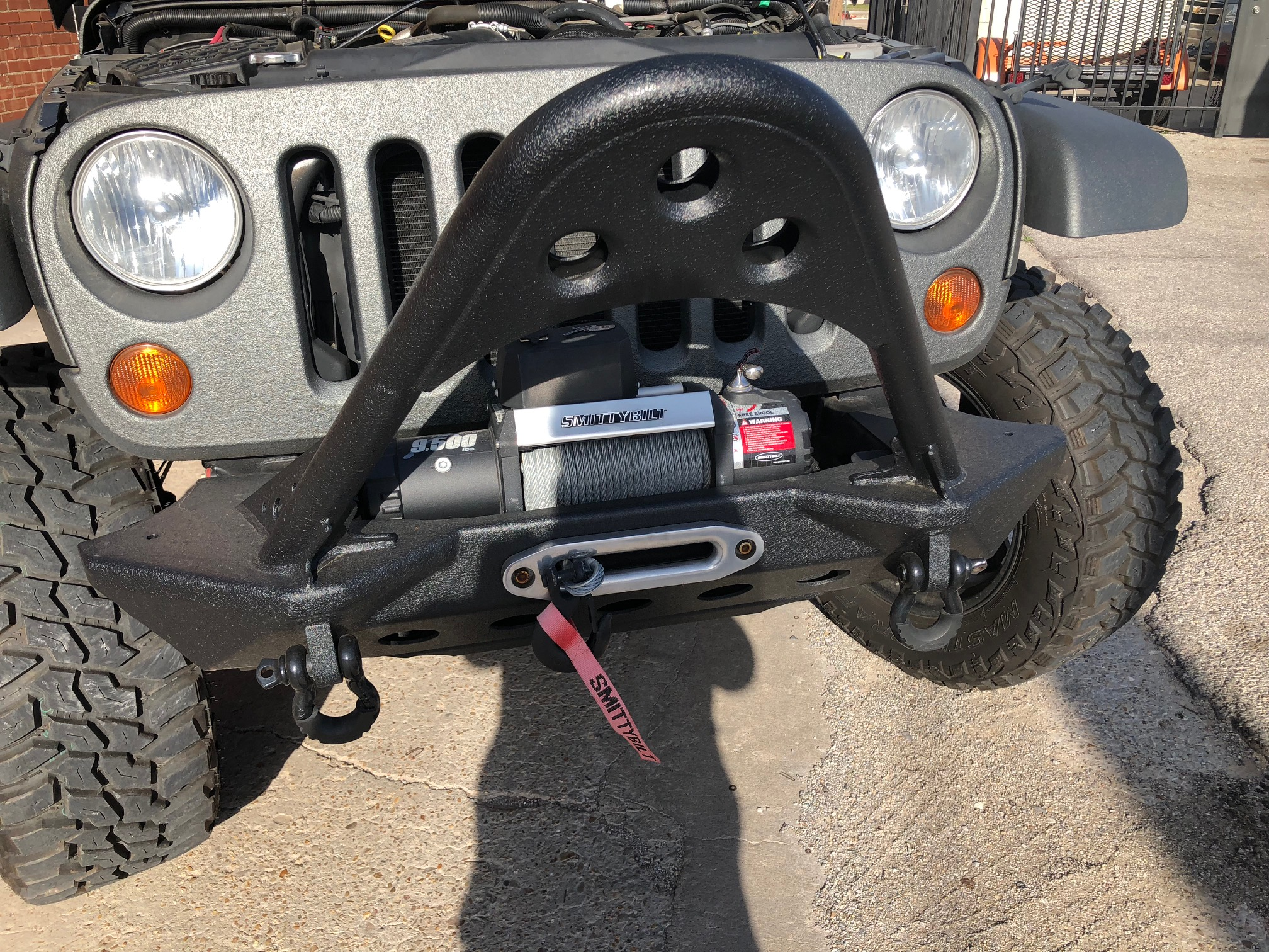 9th Image of a 2007 JEEP WRANGLER