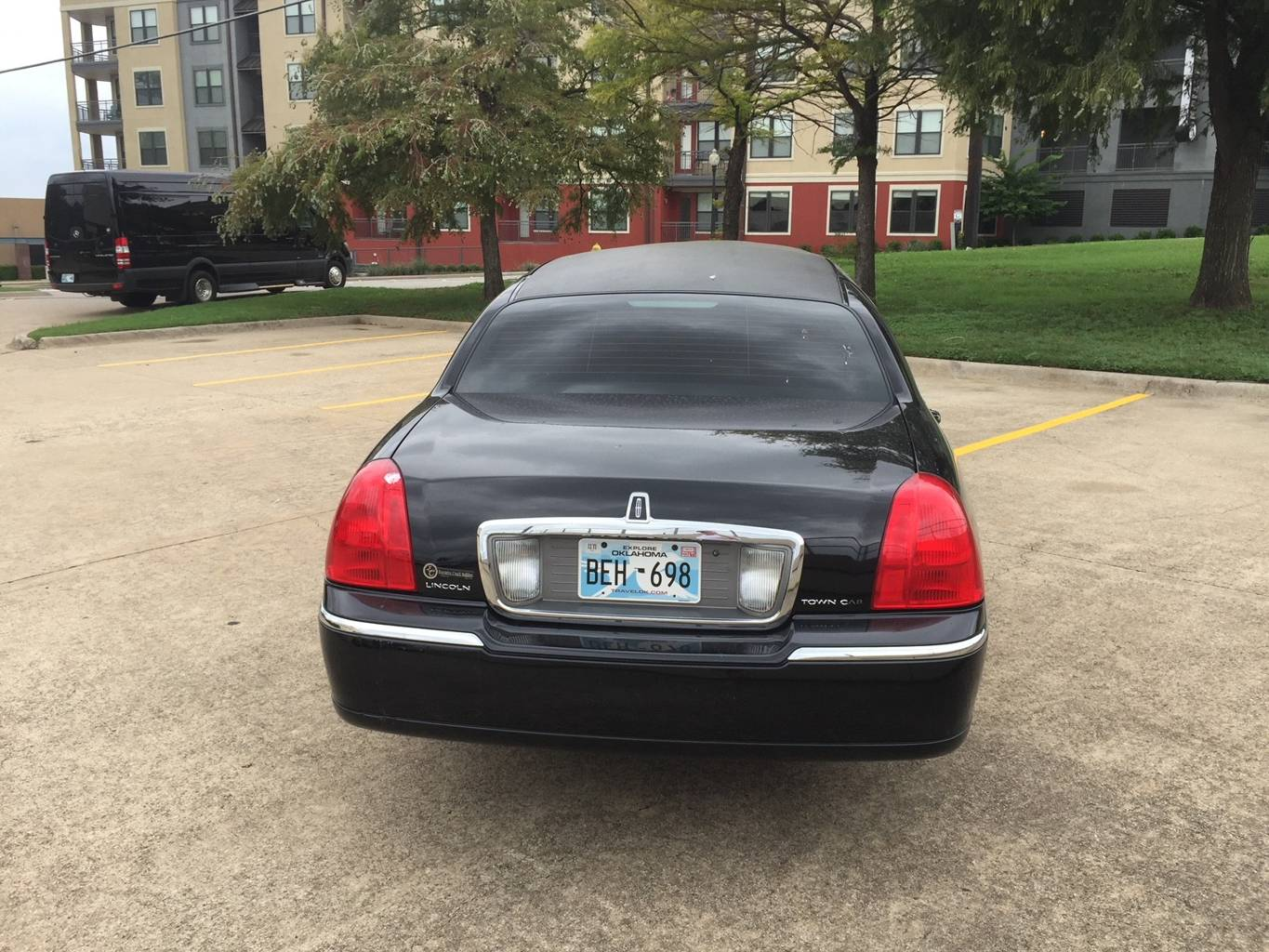 6th Image of a 2007 LINCOLN TOWN CAR EXECUTIVE