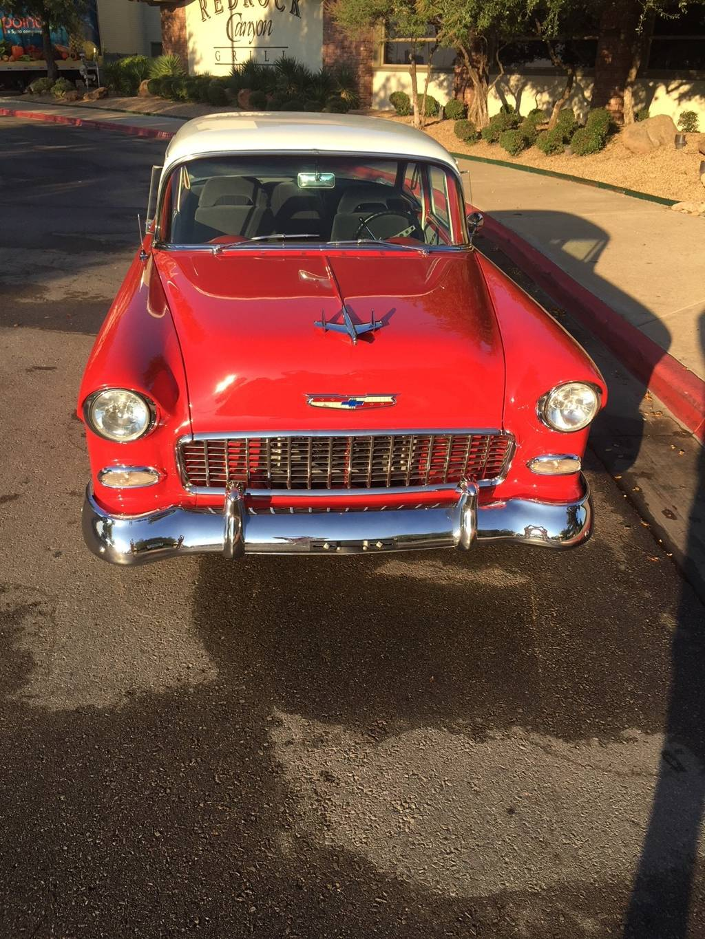 3rd Image of a 1955 CHEVROLET 210