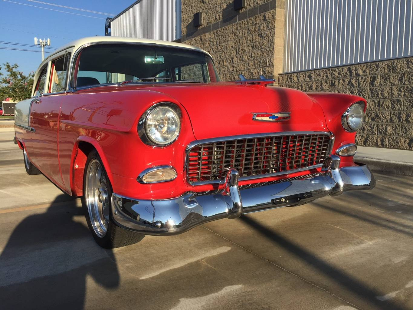 4th Image of a 1955 CHEVROLET 210