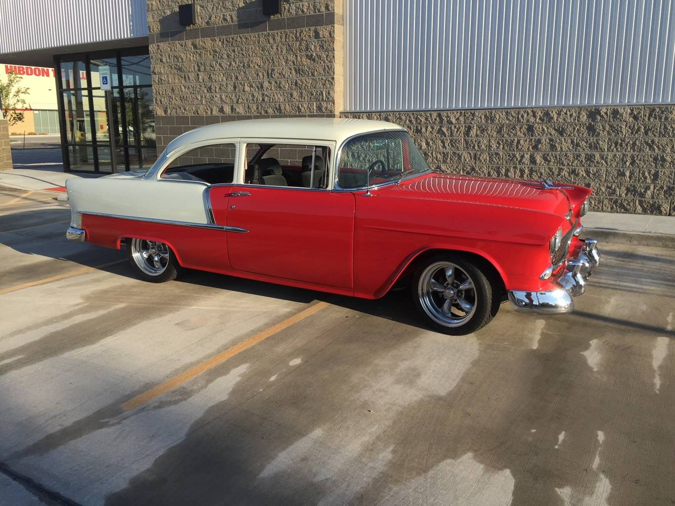 5th Image of a 1955 CHEVROLET 210