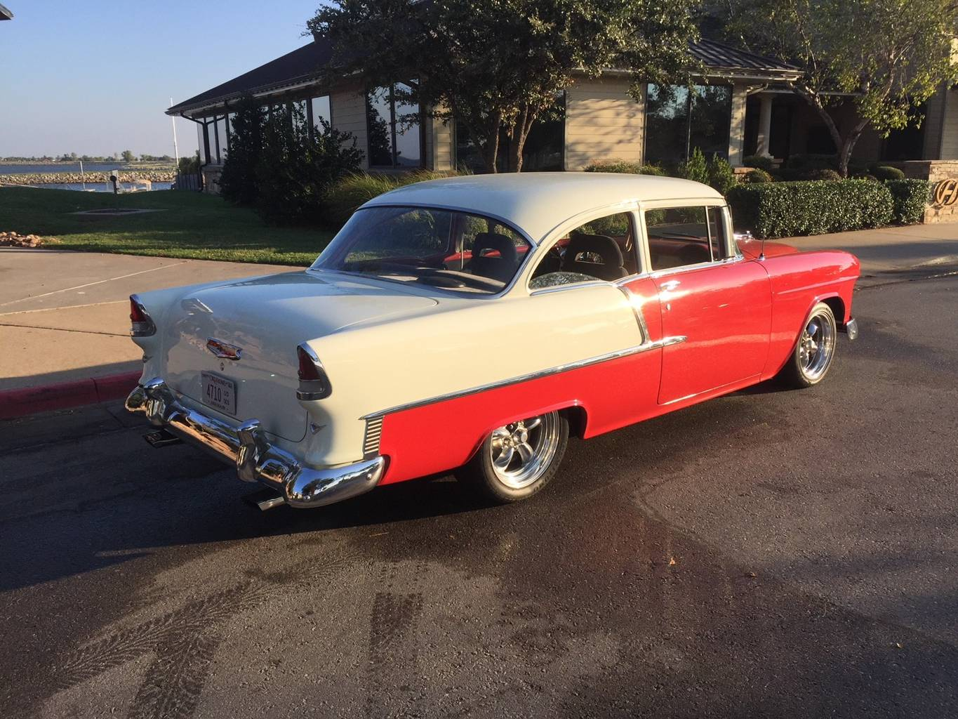 6th Image of a 1955 CHEVROLET 210