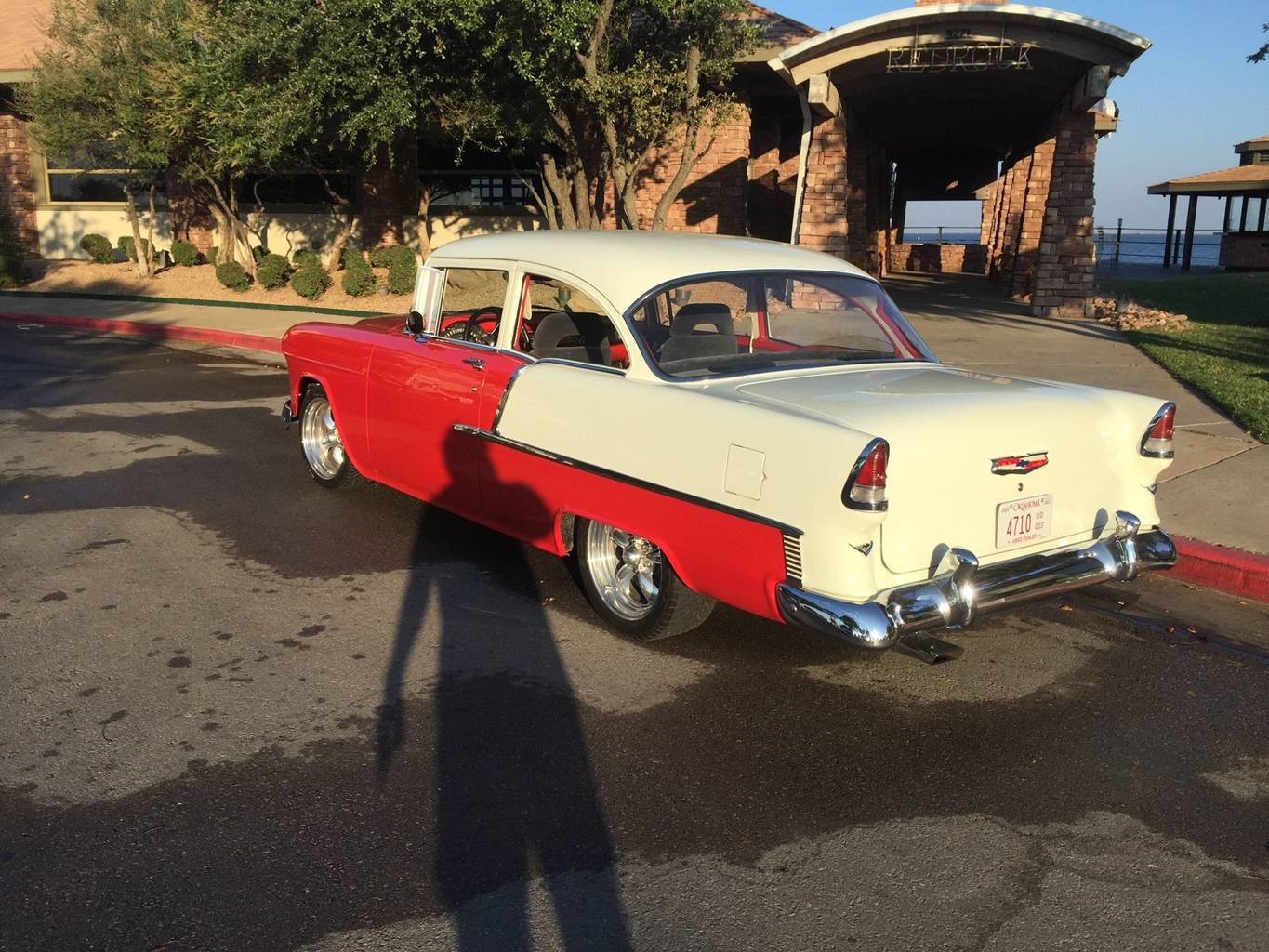 7th Image of a 1955 CHEVROLET 210