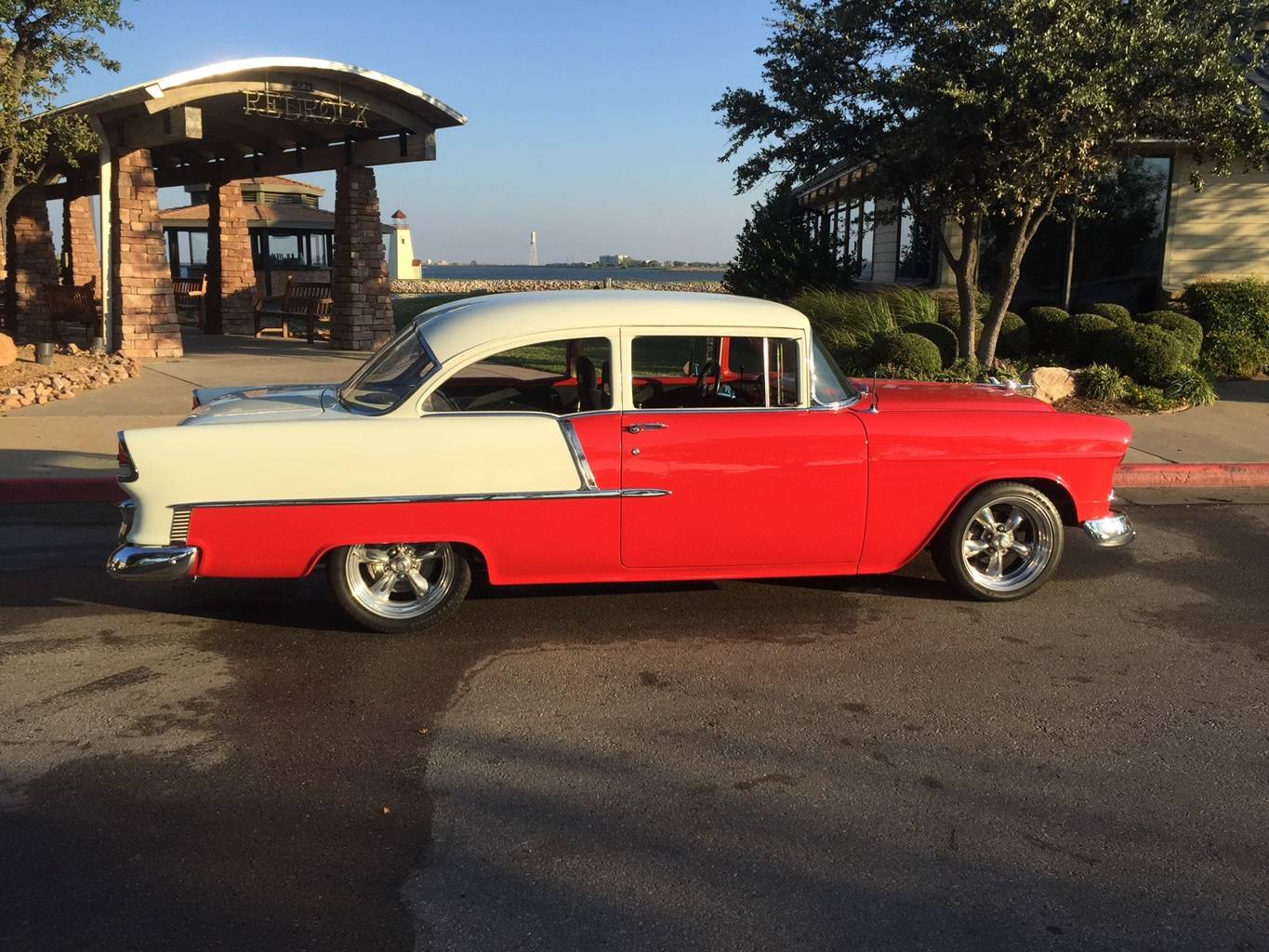 8th Image of a 1955 CHEVROLET 210