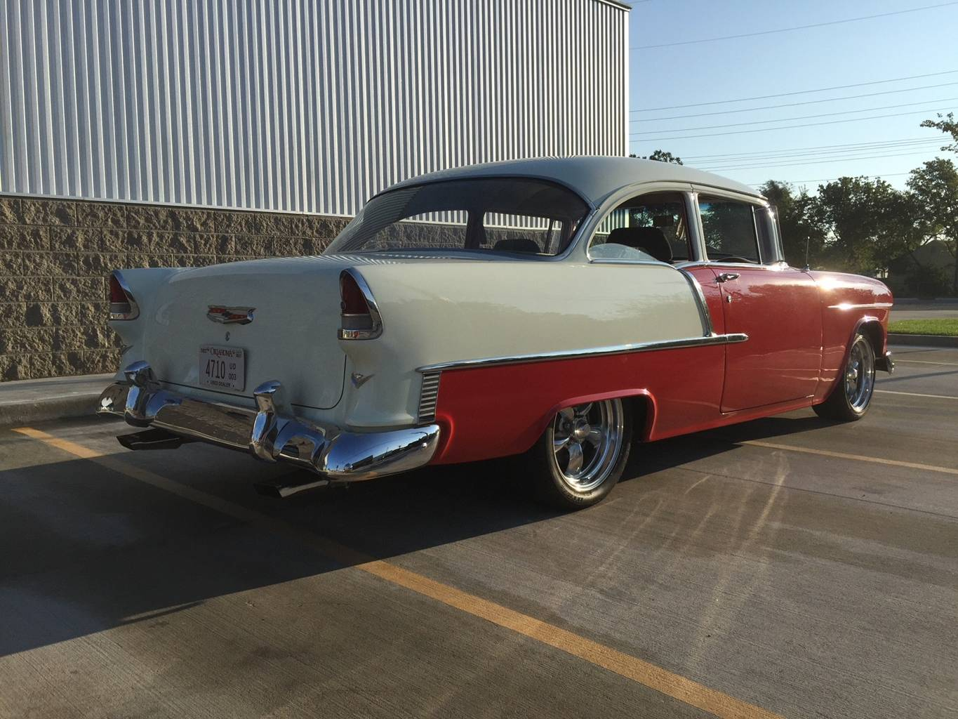 10th Image of a 1955 CHEVROLET 210