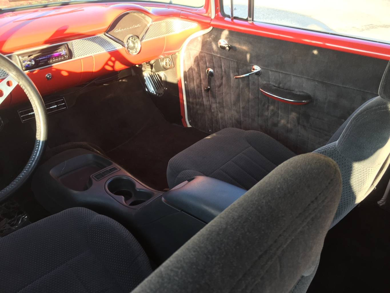 16th Image of a 1955 CHEVROLET 210