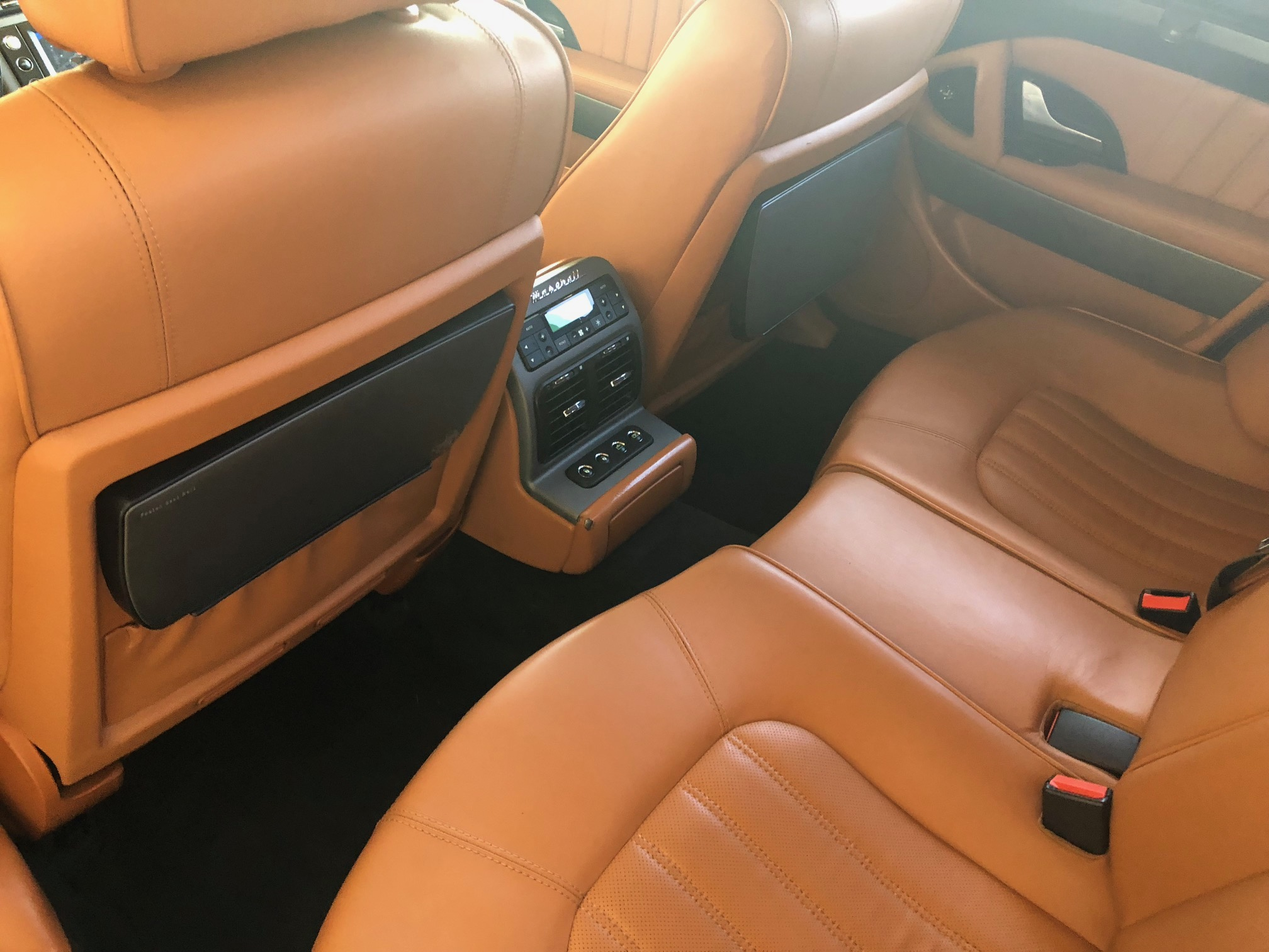 12th Image of a 2005 MASERATI QUATTROPORTE