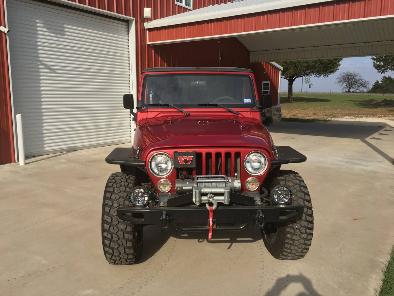 10th Image of a 1998 JEEP WRANGLER SPORT