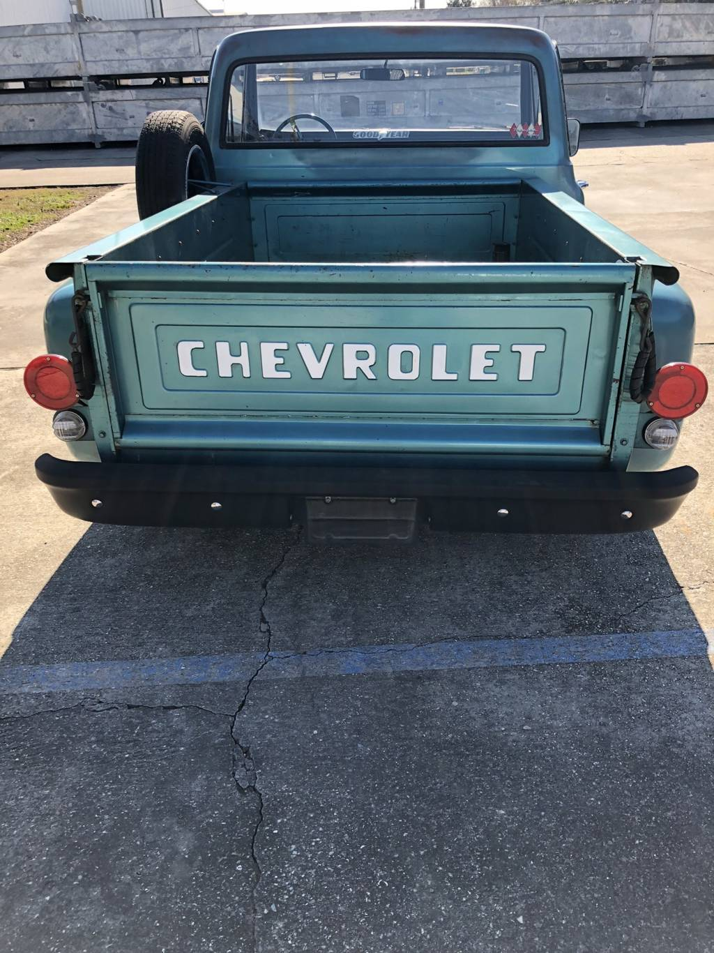 3rd Image of a 1969 CHEVROLET C10