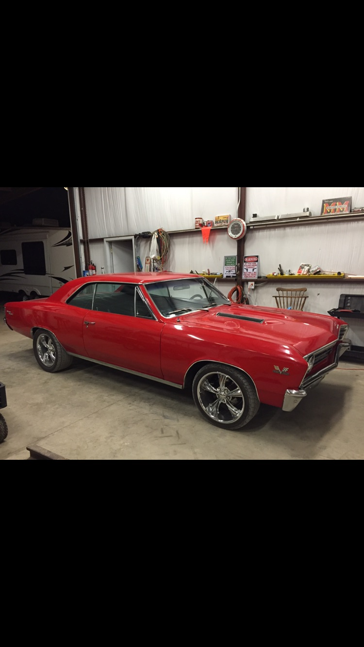 1st Image of a 1967 CHEVROLET CHEVELLE