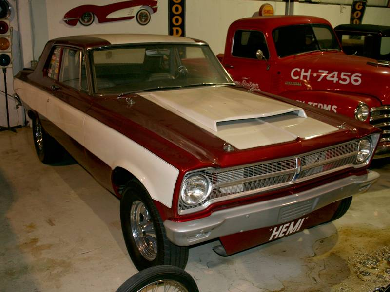 1st Image of a 1968 PLYMOUTH BELVEDERE AFX